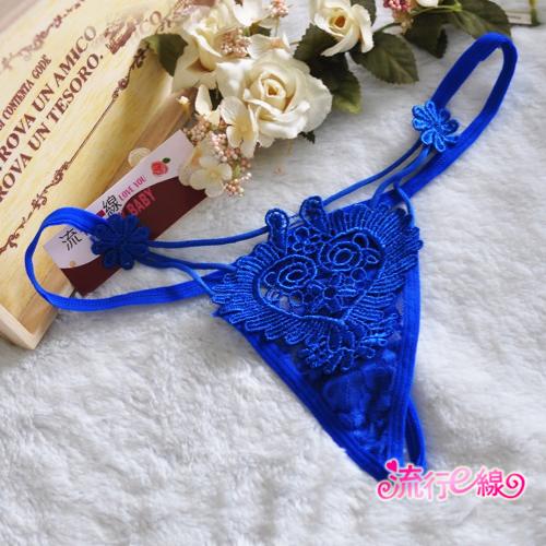 丁字褲 半透性感女內褲 B6068...