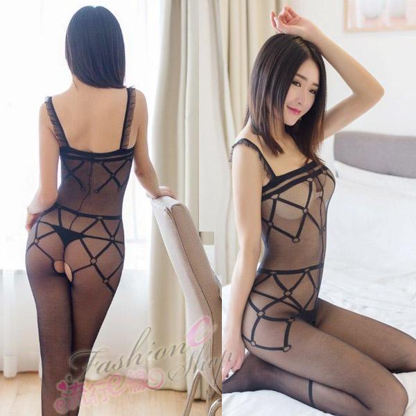 新品貓裝性感連身絲襪貓裝情趣貓裝~B8091