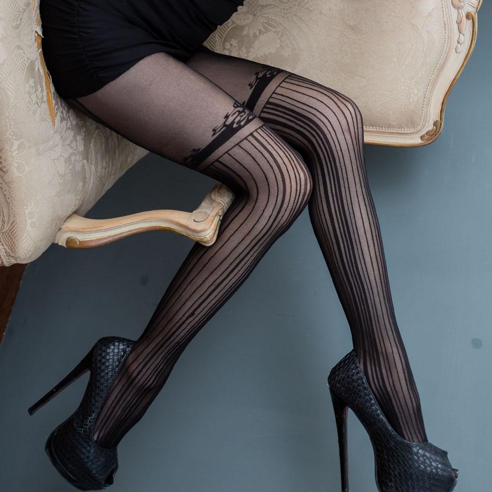 絲襪/褲襪~台灣絲襪超柔開襠性感褲襪 B8109