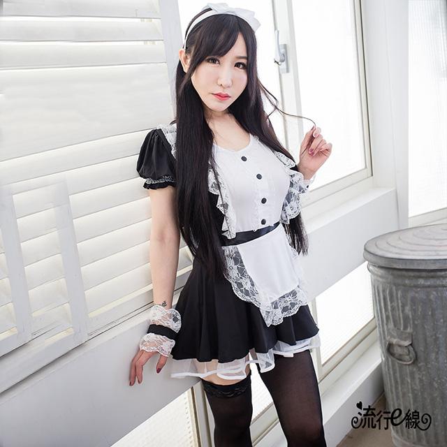女僕 角色扮演清純性感女僕裝COSPLAY服裝 A462...