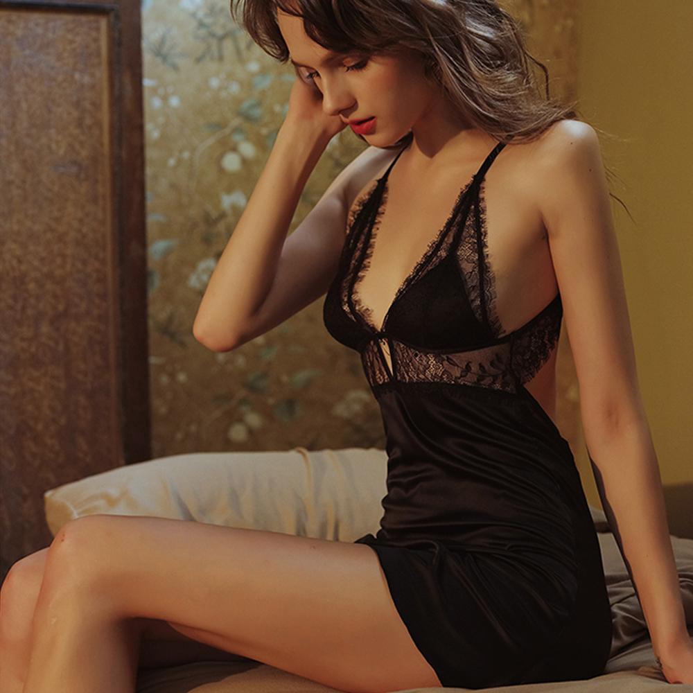 性感睡衣 歐式美背低胸情趣睡衣 A7241...
